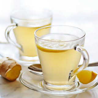 Lemon Ginger Tea.