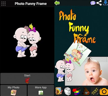 玩攝影App|Photo Funny Frame免費|APP試玩