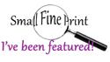 Small Fine Print