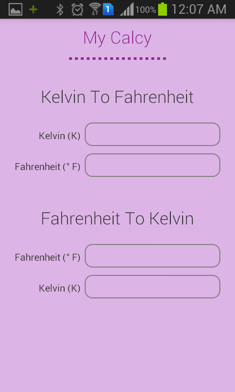 Unit converter android apps on google play for 0 kelvin to fahrenheit conversion table