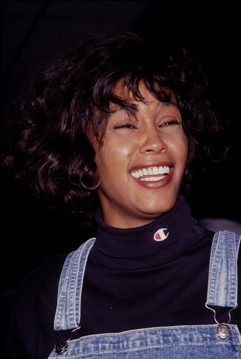 Only In America >> Whitney Houston 1980-1994 — Google Arts & Culture