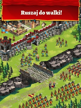 Empire: Négy Kingdoms (Polska) APK screenshot thumbnail 9