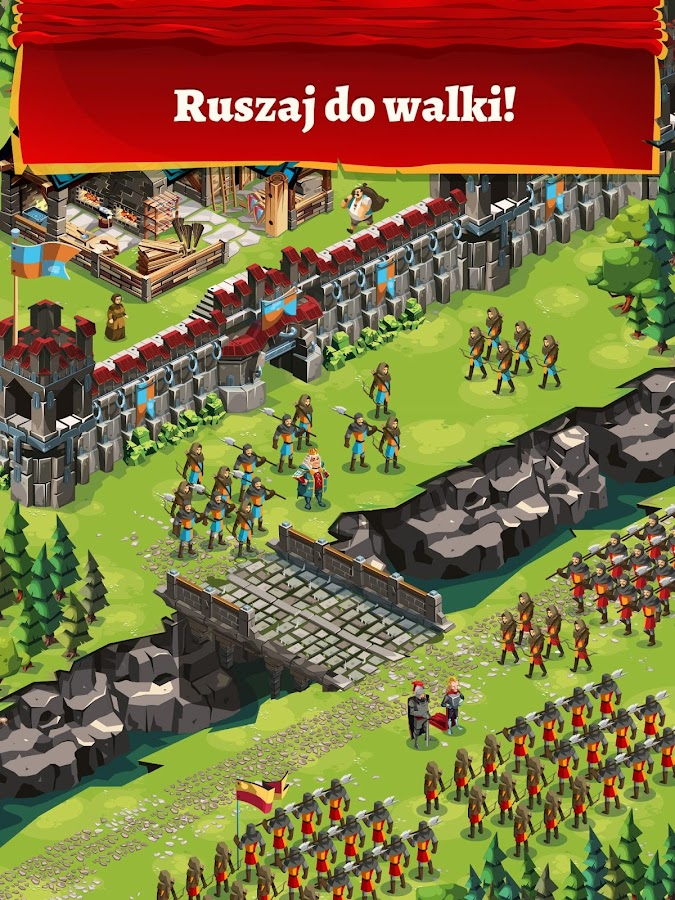 Empire: Four Kingdoms (Polska)- screenshot