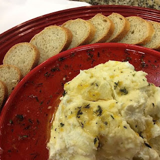 Spicy Tuesday – Lemon Thyme Honey Goat Cheese – Thyme