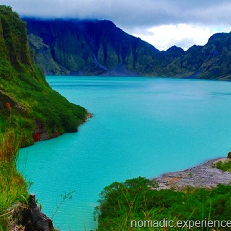 Mt. Pinatubo: Then and Now
