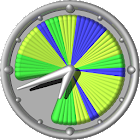 Daily activity report icon