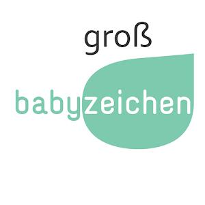 Babyzeichen gross