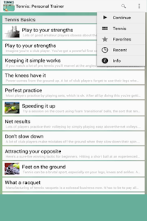 Tennis: Personal Trainer - screenshot thumbnail