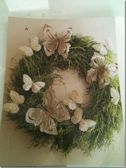 inspiration wreath