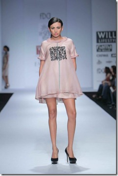 WIFW SS 2011 collection by Vineet Bahl (15)
