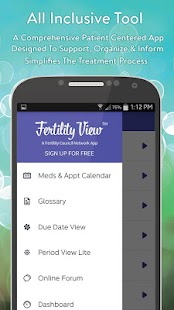 Fertility View™- screenshot thumbnail