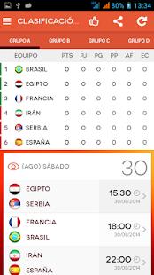 免費下載運動APP|Basketball World Cup 2014 app開箱文|APP開箱王