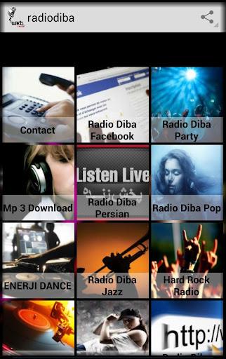 radio diba
