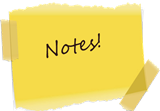 Sticky Note 1 notes