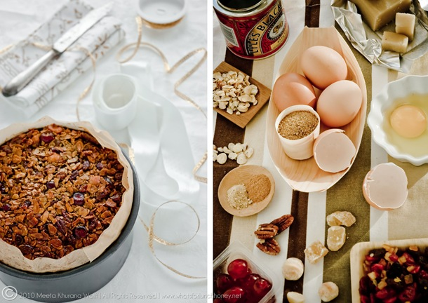 Florentine Christmas Cake Diptych (0006) by Meeta K. Wolff
