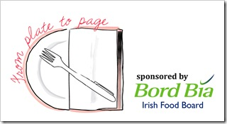 Plate to Page Sponsored by Bord Bia