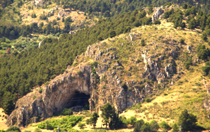 Sizilien - Altavilla Milicia - Wandern bei der Grotta Mazzamuto