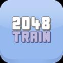 2048 Train icon