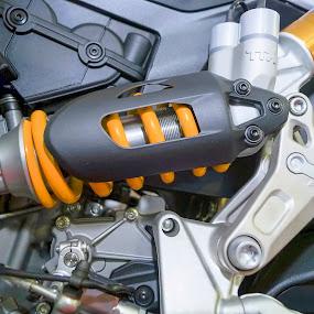Sockbreker by R Muh Lutfi - Transportation Motorcycles