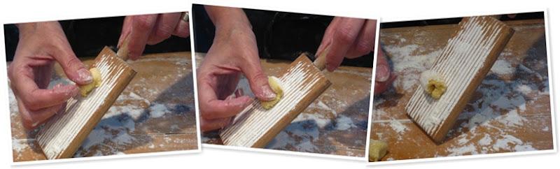 View gnocchi making