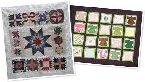 View Alessandra's quilts