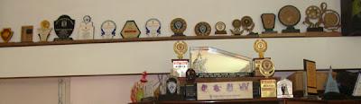 Various awards of Bharat Dudakia