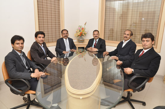 Board of Directors of Balaji Wafers