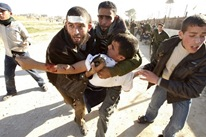 Wounded Palestinian-1