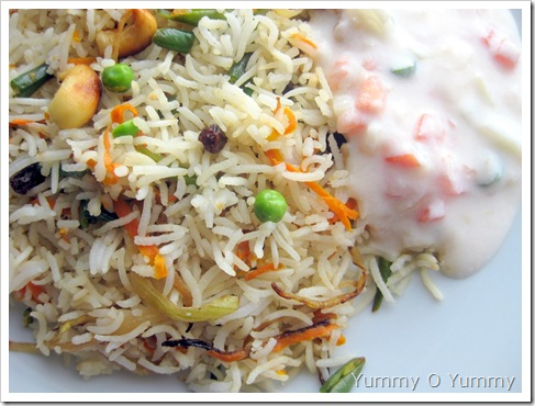 how to prepare veg pulav
