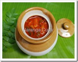 Naranga Curry