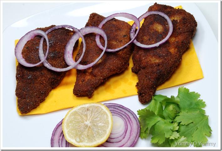 Bengali Fish Fry