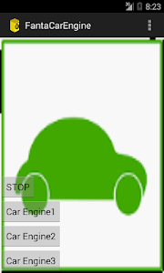 Car Engine(Baby) screenshot 0