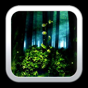 螢火蟲動態壁紙 生活 App LOGO-APP試玩