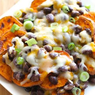 Sweet Potato Nachos.