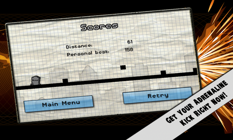 Line Runner- screenshot