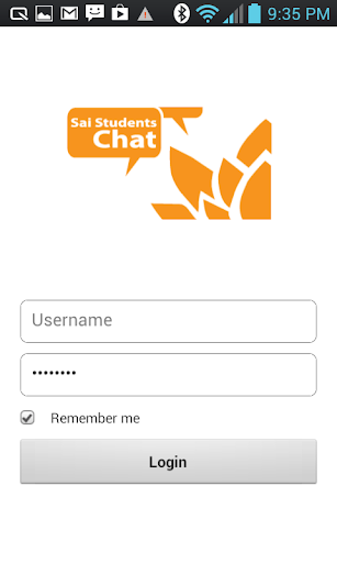 Sai Students Chat