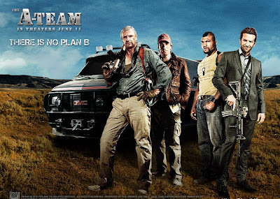 The A-Team wallpaper