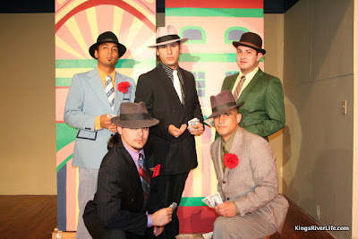 Guys and Dolls gamblers