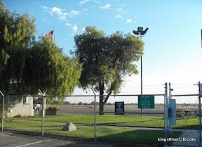 Reedley Municipal Airport