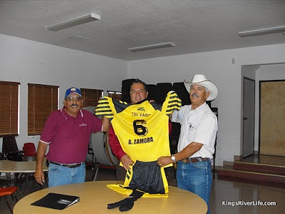 El Faro soccer coaches