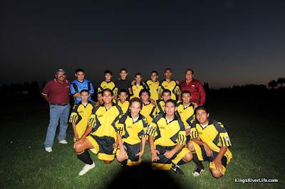 El Faro soccer team