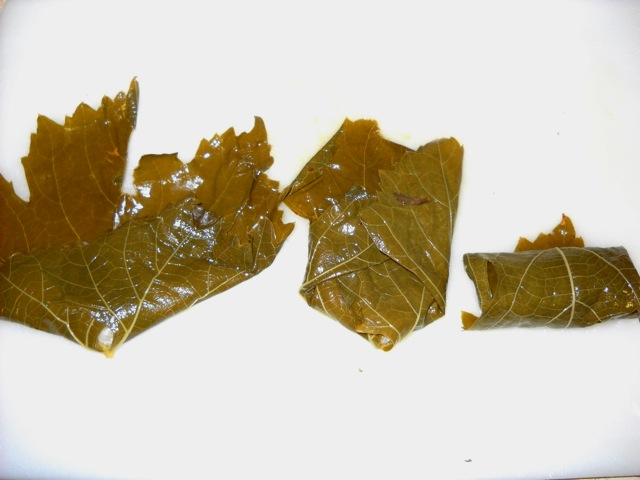roll grape leaves