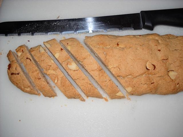 slice logs