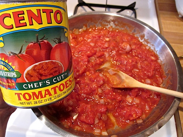 add tomatoes