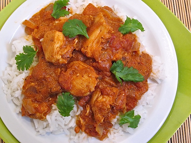 Not) Butter Chicken - Budget Bytes