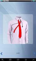 Screenshot of Tie Helper Pro