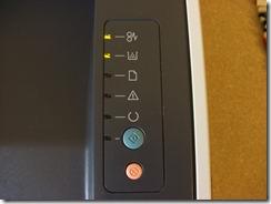 Midnight Mods: HP Laserjet P2015 Error Lights (LED's) Stuck On