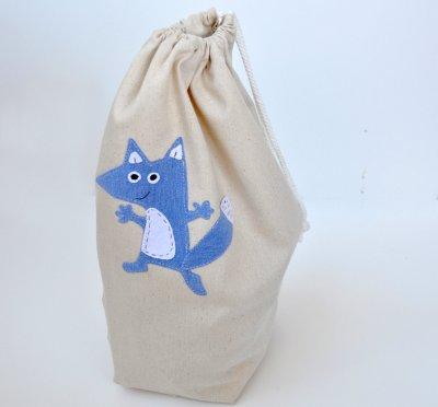easy 15 minute drawstring bag mother huddle