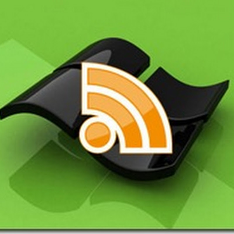 Free RSS Feed Icons, The Ultimate List, Chapter IV