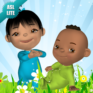 Adorable animated characters make learning to baby sign so much fun! APK Icon